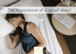 the importance of a good night's sleep for your healthh