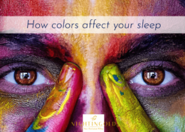 colors can afffect the quality of your sleep