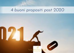 dormire bene uno dei propositi per il 2021