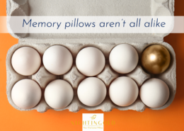 differences between a memory foam and the memory used by nightingold