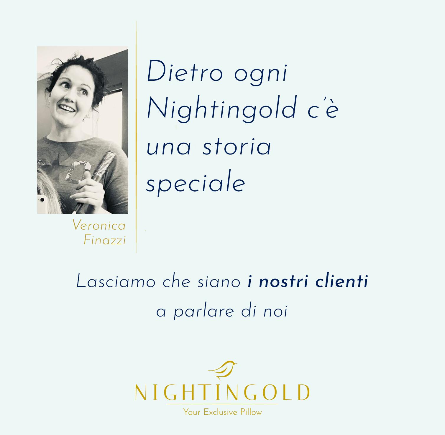 esperienza personale di una cliente nightingold