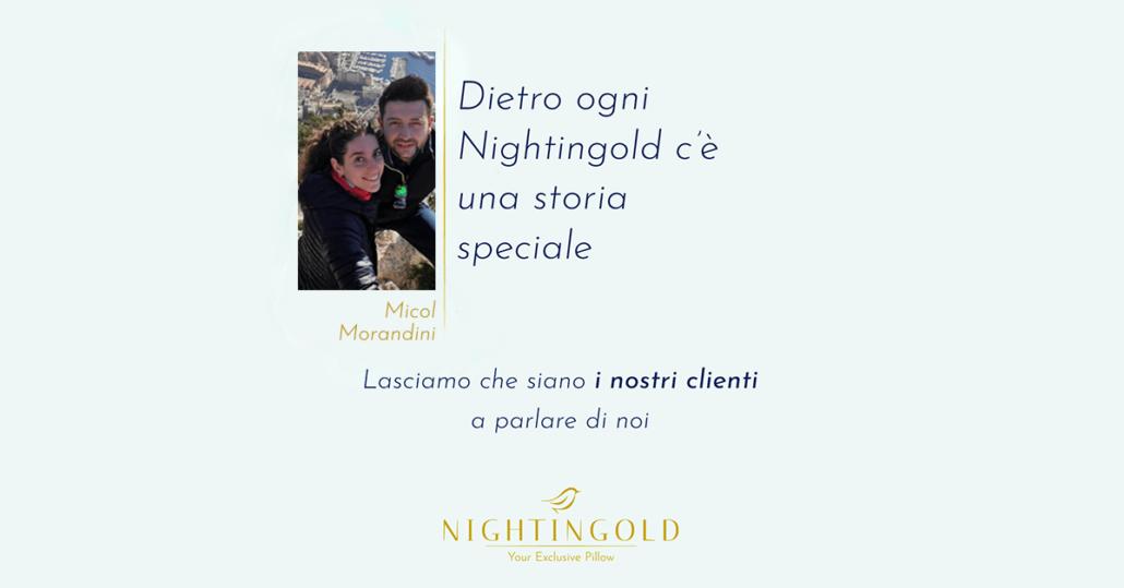 micol morandini racconta la sua esperienza nightingold